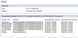 Navigator - Dateisystem-Synchronisation