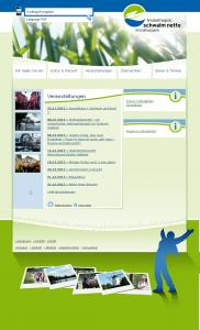 Bild der Startseite von www.freizeitregion-schwalm-nette.de