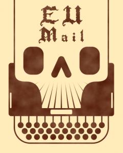 Das Logo der EU-Mail